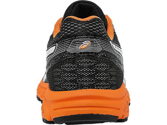 GEL-Contend 3 GS Carbon/White/Orange 27