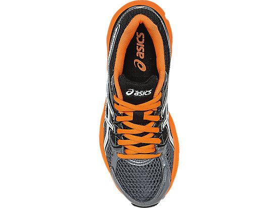 GEL-Contend 3 GS Carbon/White/Orange 23