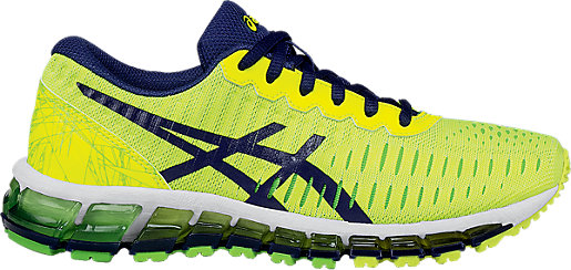 GEL-Quantum 360 GS Flash Yellow/Indigo Blue/Green 3 RT