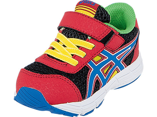 Bounder TS Fiery Red/Blue/Black 11