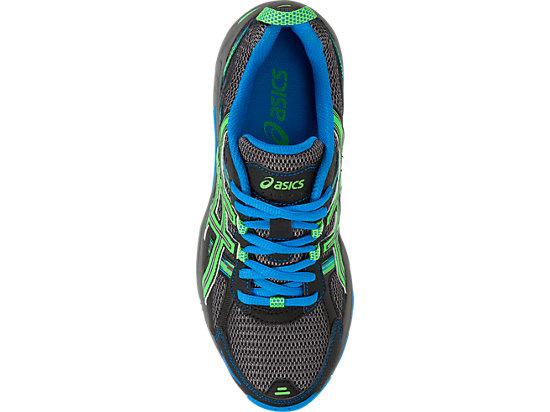 GEL-Venture 5 GS Aluminum/Green Gecko/Diva Blue 23