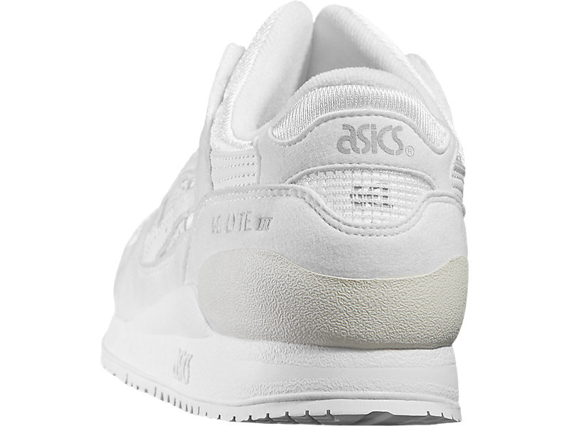 GEL-LYTE III GS WHITE/WHITE 13