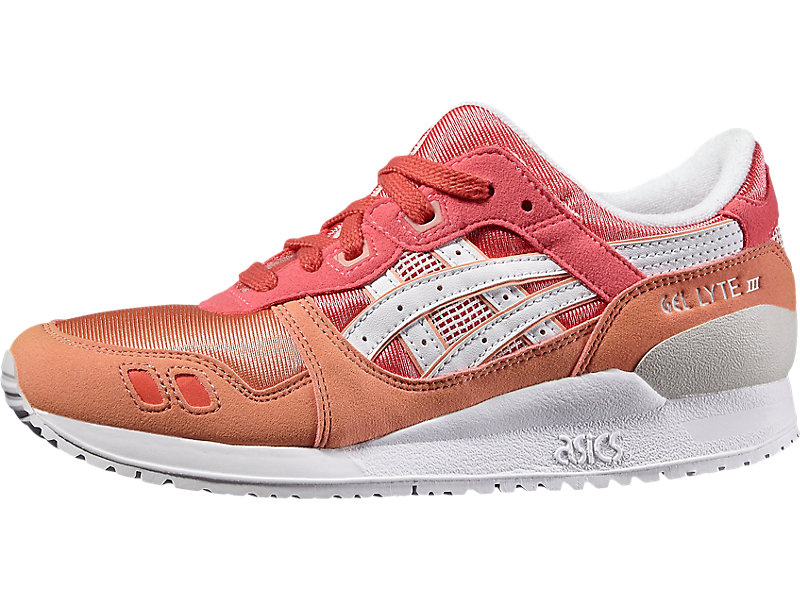 GEL-Lyte III GS Guava/White 1 FR