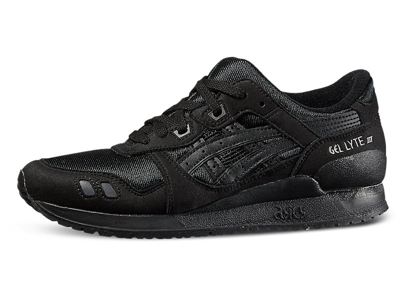 GEL-Lyte III GS Black/Black 5 FR