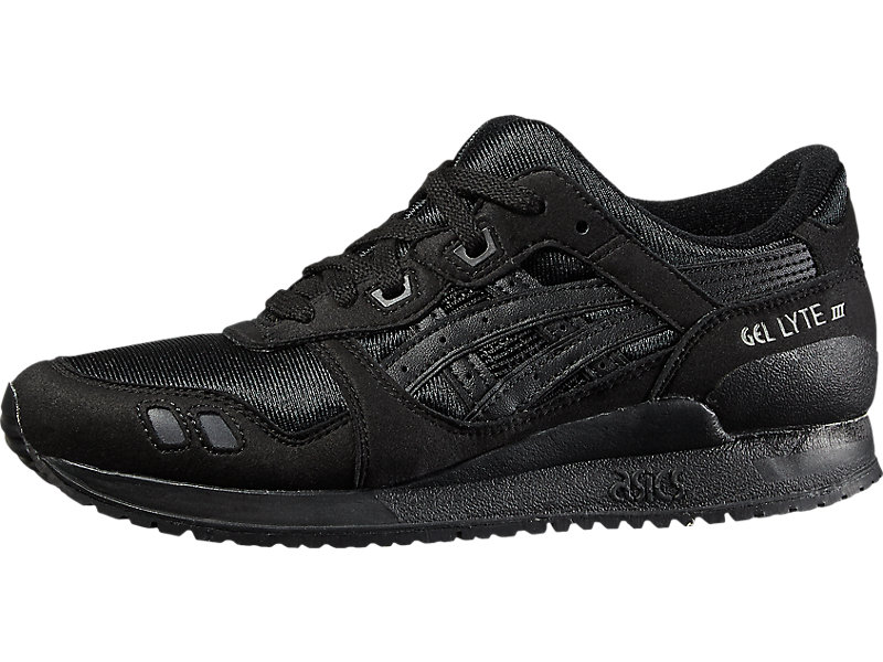 GEL-Lyte III GS Black/Black 1 RT