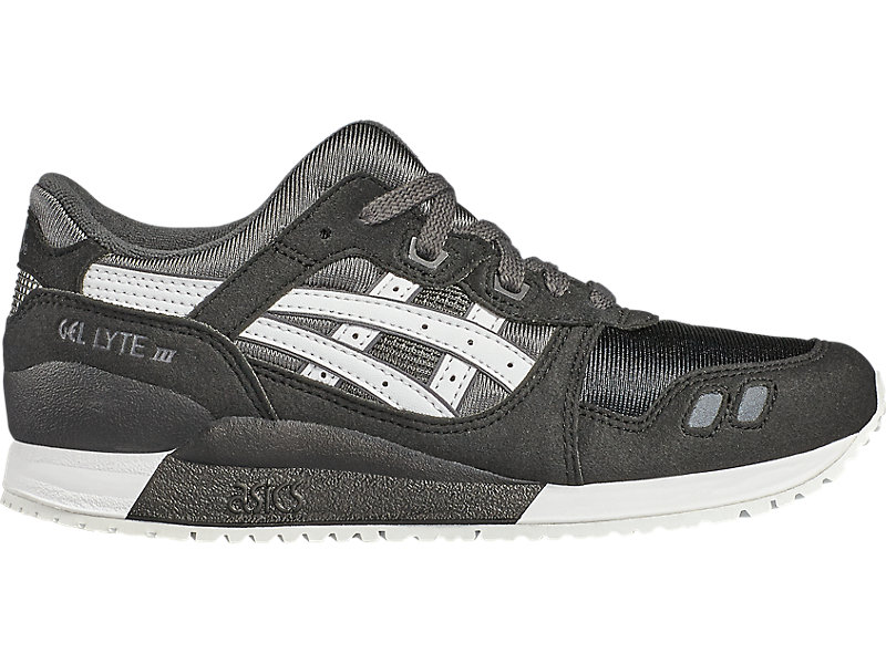 GEL-LYTE III GS DARK GREY/WHITE 1 RT
