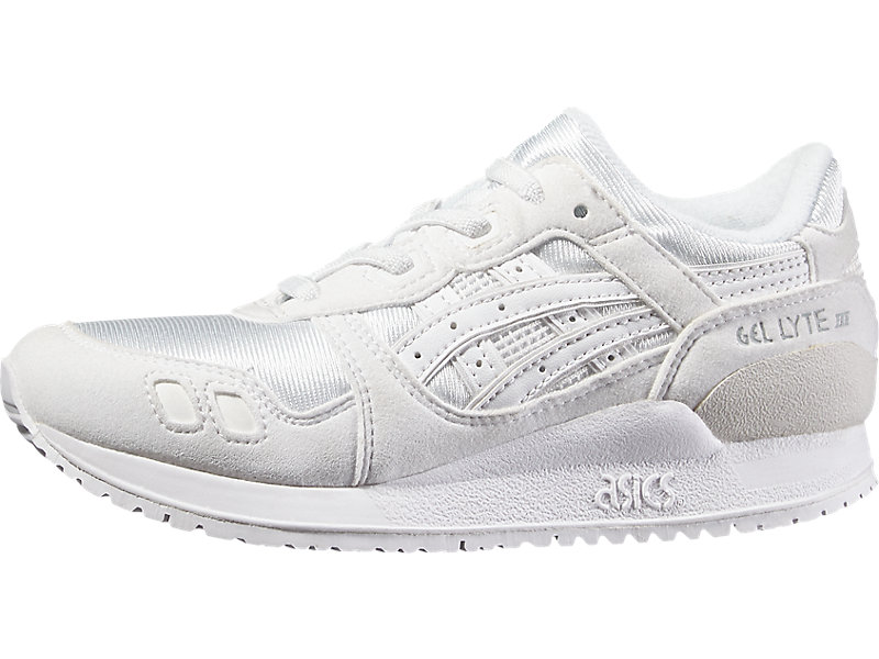 GEL-LYTE III PS WHITE/WHITE 1