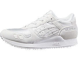 GEL-LYTE III PS, White/White