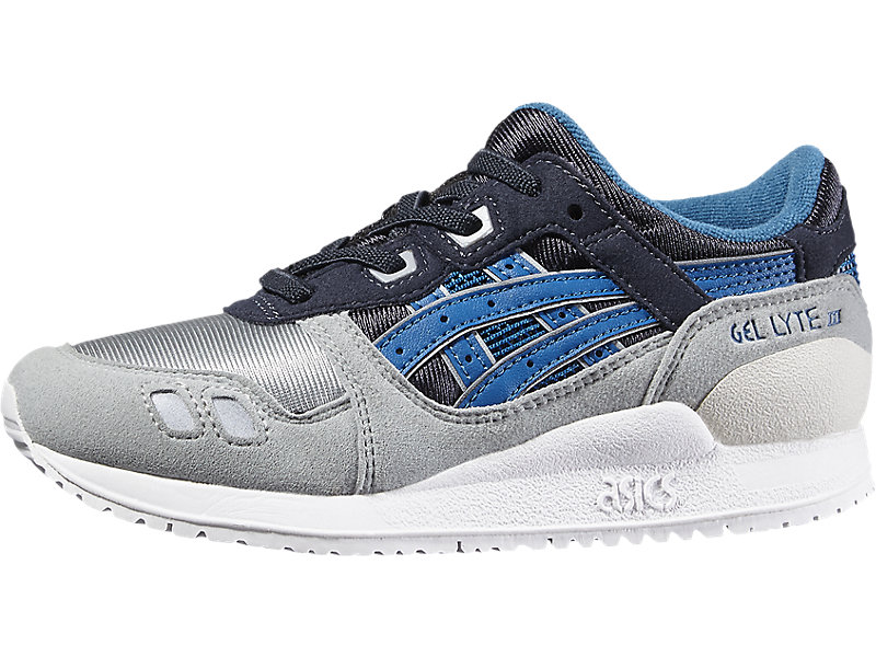 GEL-Lyte III PS India Ink/Sea Port 1 RT