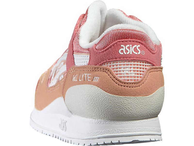 GEL-LYTE III PS Guava/White 13