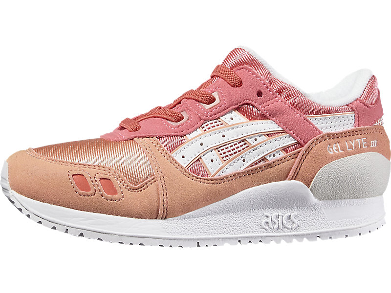 GEL-LYTE III PS Guava/White 1 RT