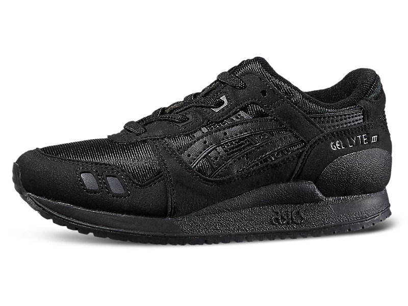 GEL-LYTE III PS BLACK/BLACK 9 FR