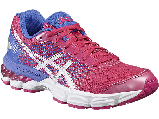GEL-NIMBUS 18 GS SPORT PINK/WHITE/PRIMROSE PURPLE 7 FR