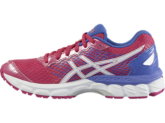 GEL-NIMBUS 18 GS SPORT PINK/WHITE/PRIMROSE PURPLE 11 LT
