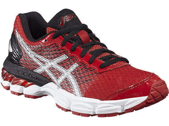 GEL-NIMBUS 18 GS TRUE RED/SILVER/BLACK 3
