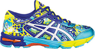 asics gel-noosa tri 11 grade school girls running shoes