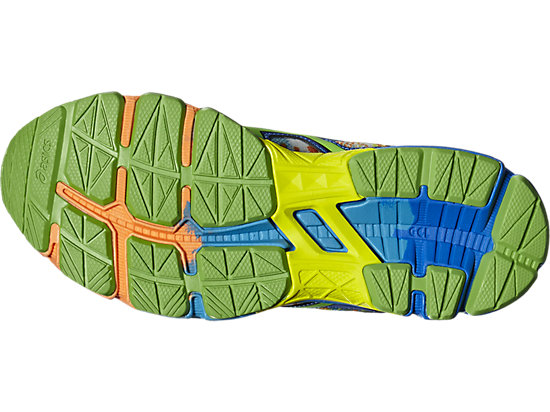 GEL-NOOSA TRI 11 GS SAFETY YELLOW/GREEN GECKO/ELECTRIC BLUE 15