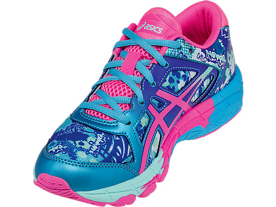 GEL-Noosa Tri 11 GS Turquoise/Hot Pink/ASICS Blue 11