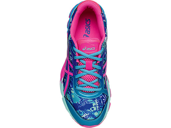 GEL-Noosa Tri 11 GS Turquoise/Hot Pink/ASICS Blue 23