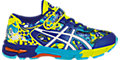 GEL-Noosa Tri 11 PS:Flash Yellow/White/Scuba Blue