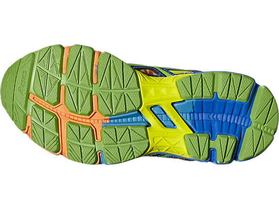 GEL-NOOSA TRI 11 PS SAFETY YELLOW/GREEN GECKO/ELECTRIC BLUE 15 BT