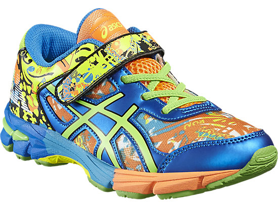GEL-NOOSA TRI 11 PS SAFETY YELLOW/GREEN GECKO/ELECTRIC BLUE 7 FR