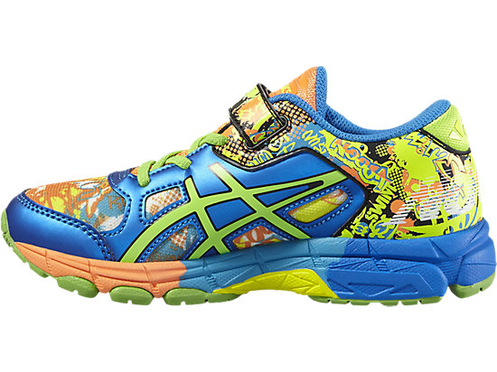 GEL-NOOSA TRI 11 PS SAFETY YELLOW/GREEN GECKO/ELECTRIC BLUE 11