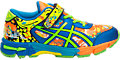 GEL-NOOSA TRI 11 PS:SAFETY YELLOW/GREEN GECKO/ELECTRIC BLUE