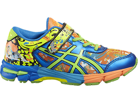 GEL-NOOSA TRI 11 PS SAFETY YELLOW/GREEN GECKO/ELECTRIC BLUE 3