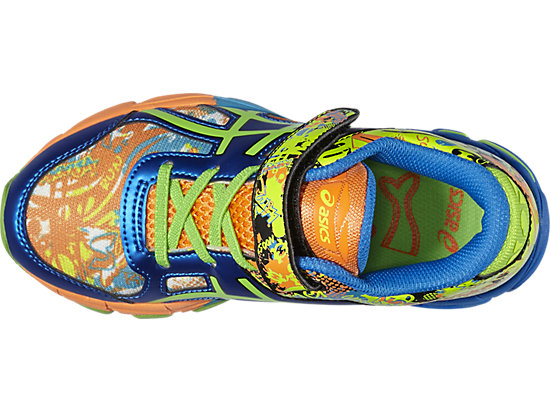 GEL-NOOSA TRI 11 PS SAFETY YELLOW/GREEN GECKO/ELECTRIC BLUE 19 TP
