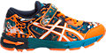 GEL-NOOSA TRI 11 PS:HOT ORANGE/WHITE/DARK NAVY