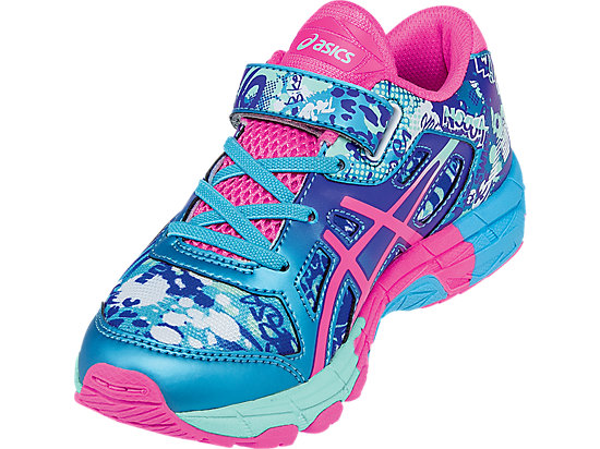 GEL-Noosa Tri 11 PS Turquoise/Hot Pink/ASICS Blue 11