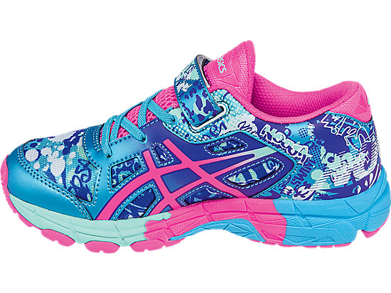 GEL-Noosa Tri 11 PS Turquoise/Hot Pink/ASICS Blue 15