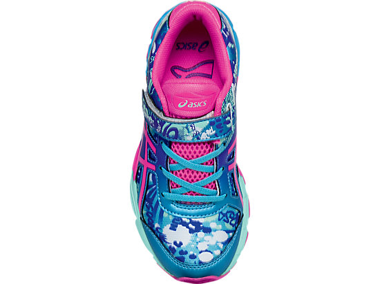 GEL-Noosa Tri 11 PS Turquoise/Hot Pink/ASICS Blue 23