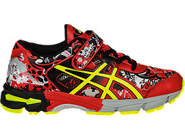 asics wide shoes for boys