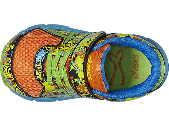 GEL-NOOSA TRI 11 TS SAFETY YELLOW/GREEN GECKO/ELECTRIC BLUE 19