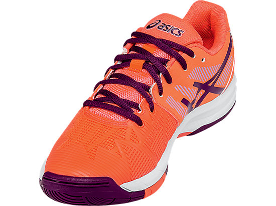 GEL-Solution Speed 3 GS Flash Coral/Plum/Flash Coral 11