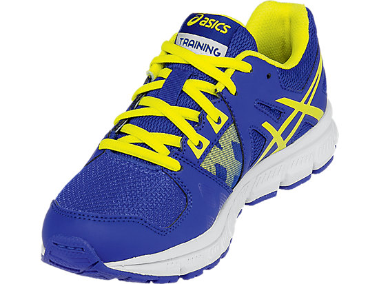 GEL- Craze TR 3 GS ASICS Blue/Sun/White 11