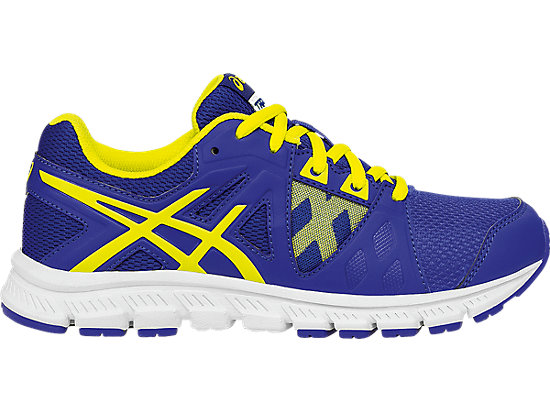 GEL- Craze TR 3 GS ASICS Blue/Sun/White 3