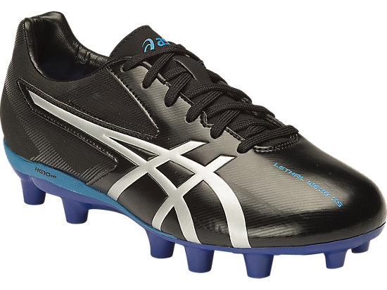 Lethal Webb GS BLACK/SILVER/RACING RED 3