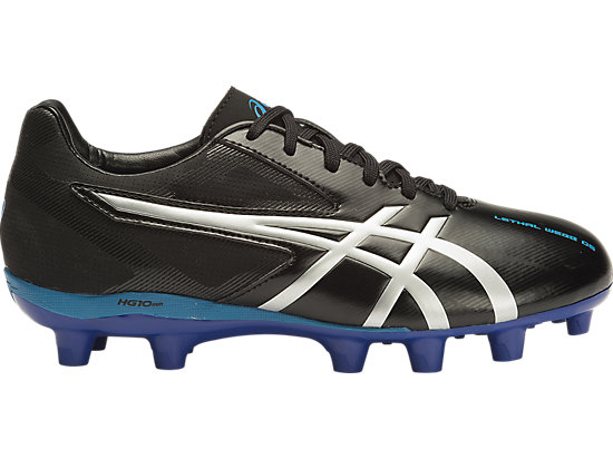 Lethal Webb GS BLACK/SILVER/RACING RED 15