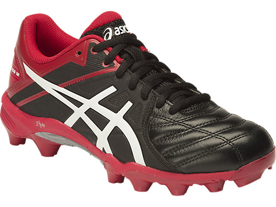 Gel-Lethal Ultimate GS 12 Black / Racing Red / White 3