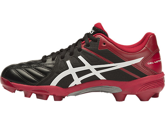 Gel-Lethal Ultimate GS 12 Black / Racing Red / White 11