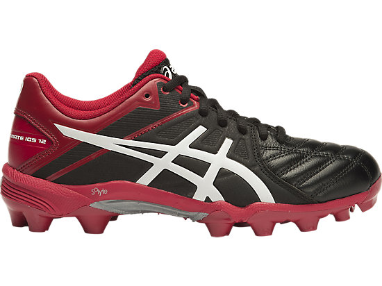 Gel-Lethal Ultimate GS 12 Black / Racing Red / White 15