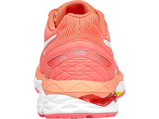 GEL-KAYANO 23 GS DIVA PINK/WHITE/FLASH CORAL 19