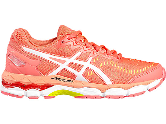 GEL-KAYANO 23 GS DIVA PINK/WHITE/FLASH CORAL 3