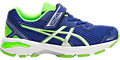 GT-1000 5 PS:ASICS BLUE/WHITE/GREEN GECKO