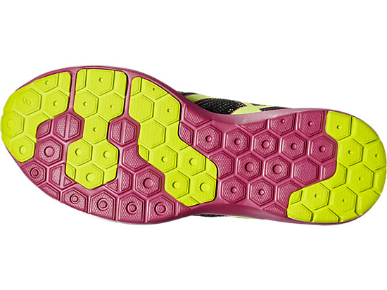 GEL-LIGHTPLAY 3 GS BLACK/SAFETY YELLOW/SPORT PINK 15 BT