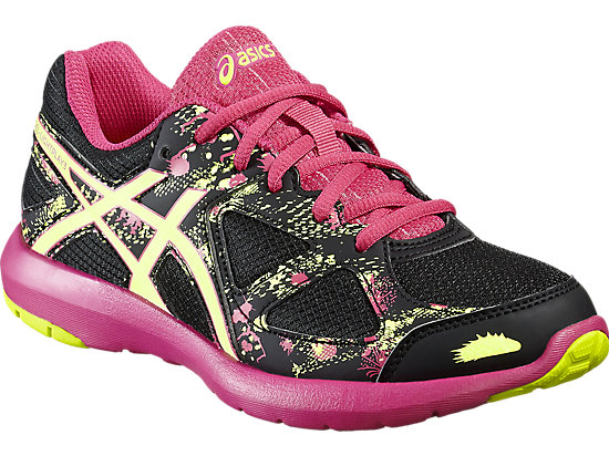 GEL-LIGHTPLAY 3 GS BLACK/SAFETY YELLOW/SPORT PINK 7 FR