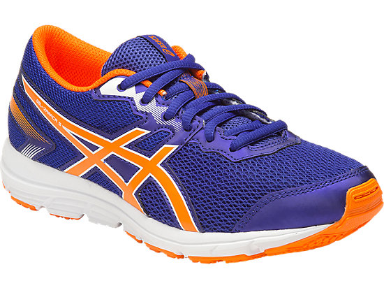 GEL-ZARACA 5 GS ASICS BLUE/AUTUMN/WHITE 3
